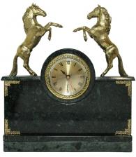 Настольный набор из мрамора «Лошади»
