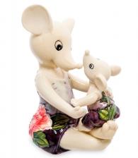 """Фигурка """"Мама с мышонком"""""""