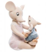 """Фигурка """"Мышонок с мамой"""""""