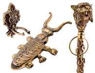 Набор Денщик из трех предметов рысь