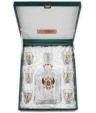 Подарочный набор для крепких напитков «Золото Руси»