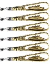 Набор шампуров «Корабли»