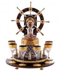 Набор для крепких напитков «Адмирал»