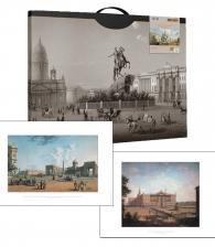 Подарочный набор иллюстраций «Виды Петербурга» (Б. Патерсен и др.)