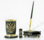 Настольный набор «Герб России»