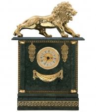 Настольный набор из мрамора «Лев»