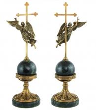 символичный подарок Настольная композиция «Ангел Петербурга»