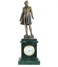 Настольные часы «Пушкин А.С.»