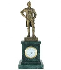 Настольные часы «Суворов»