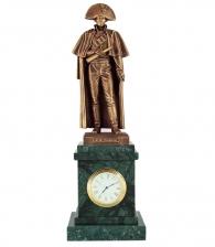 Настольные часы «Адмирал Ушаков» мрамор