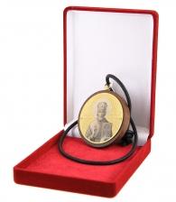 Икона Николай Чудотворец на шнурке