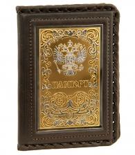 Обложка для паспорта «Орнамент» (Златоуст)