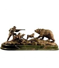 """Композиция """"Охота на медведя"""""""