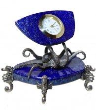 Часы «Осьминог» (лазурит)