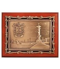 Купить в подарок Кабинетное панно «Стрелка Васильевского острова»