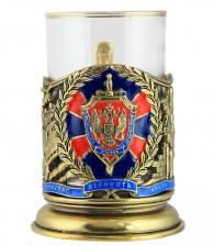 Подарочный подстаканник «ФСБ»