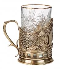 Сувенир из Петербурга Подстаканник «Медный всадник»