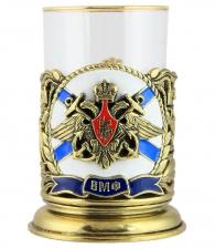 Подарочный подстаканник «ВМФ»