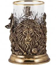 Подстаканник «Лев»