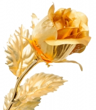 Купить Золотая роза в подарок