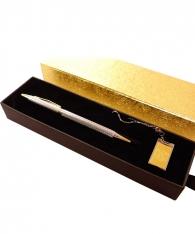Набор «Ручка с флешкой» (Златоуст)