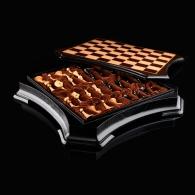 Шахматы «Балет» (авторская работа)