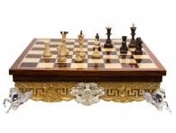 Заказать шахматы в подарок Шахматная доска «Римская»