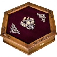 Подарочный набор «Императорский шестигранник»