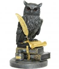 Композиция «Сова с золотым пером»