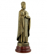 купить Статуэтка «Николай Чудотворец» на яшме в магазине подарков Дарград