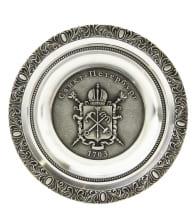 Подарочная тарелка «Герб Санкт-Петербурга»