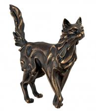 Авторская скульптура «Кот»
