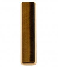USB Зажигалка с нат. камнем «Тигровый глаз»