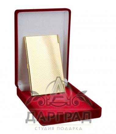 Визитница «Российский герб» Златоуст купить в магазине подарков дарград